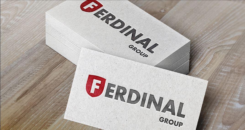 ФердиналГрупп – новый фирменный стиль, свежие идеи, новые планы